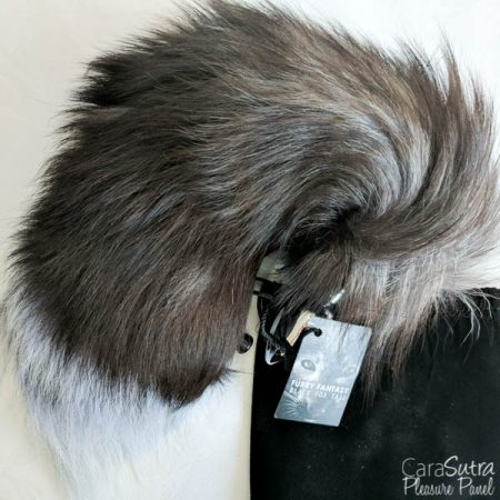 Loving Joy Furry Fantasy Black Fox Tail Butt Plug Review