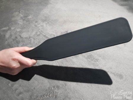 Bondara Silicone Kink Black Spanking Paddle Review