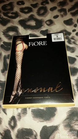 Fiore Impulso Whale Net Suspender Tights Review