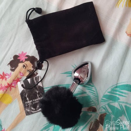 Loving Joy Furry Fantasy Bunny Tail Plug Review