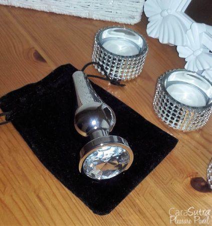 Loving Joy Precious Metals Smooth Silver Anal Plug Review