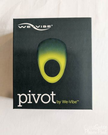 We-Vibe Pivot Cock Ring Review