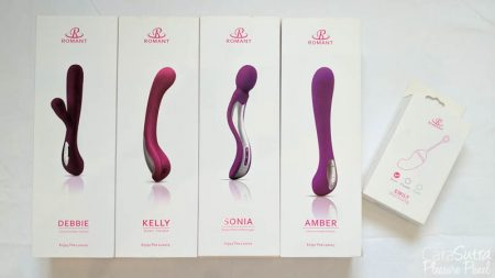 Romant Debbie Silicone Voice Activated Vibrator Review