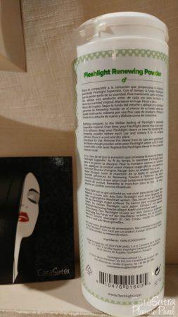 Fleshlight Renewing Powder Review