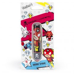Tokidoki x Lovehoney Justice Bullet Vibrator Review