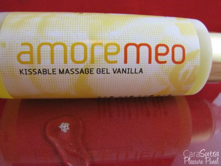 AMOREMEO Kissable Massage Gels Review