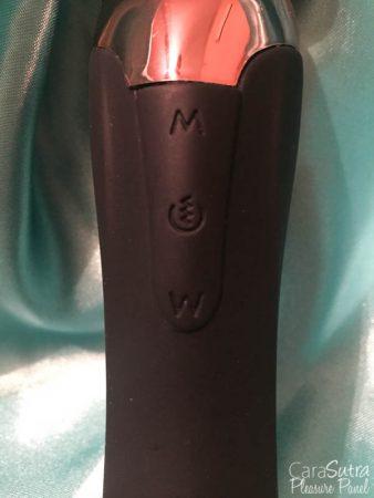 Bondara Blissful Luxury Rose Gold G Spot Wand Vibrator Review