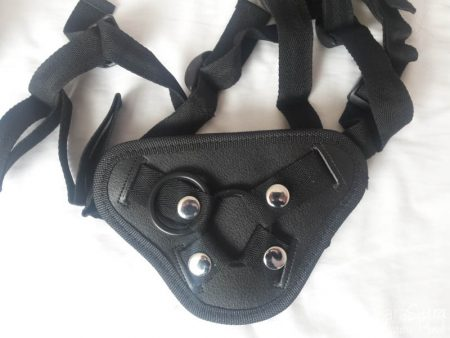Loving Joy Universal Black Harness with 2 O-Rings Review