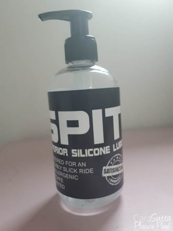 SPIT Silicone Lube Review