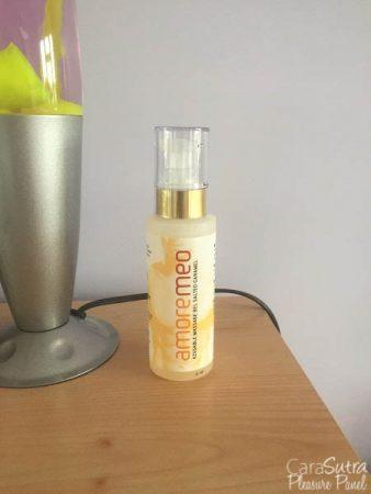 AMOREMEO Salted Caramel Kissable Massage Gel