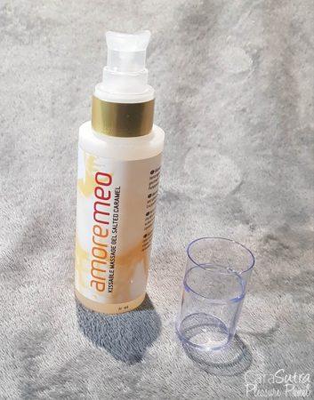 AMOREMEO Salted Caramel Kissable Massage Gel Reviews