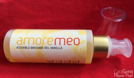 AMOREMEO Vanilla Kissable Massage Gel Reviews