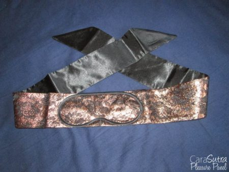Bondara Obsessed Amber Tie Up Blindfold Review
