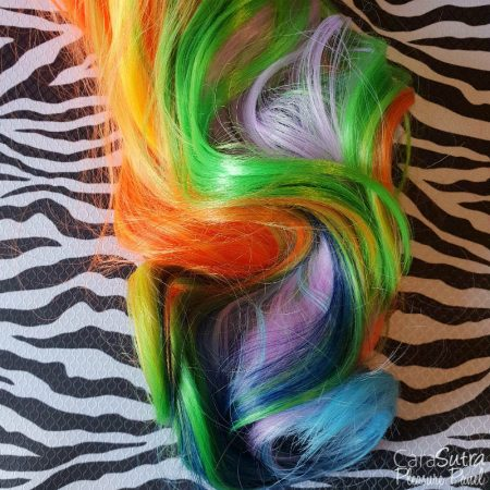 Crystal Delights 5 Color Faux Pony Tail Butt Plug Review