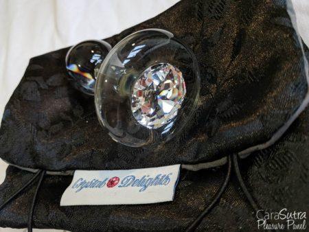 Crystal Delights Swarovski Crystal Butt Plug Review