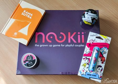 Sexy Christmas Gift Bundle Giveaway Including Nookii Adult Board Game