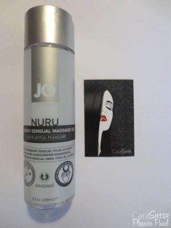 System JO Nuru Full Body Sensual Massage Gel Review