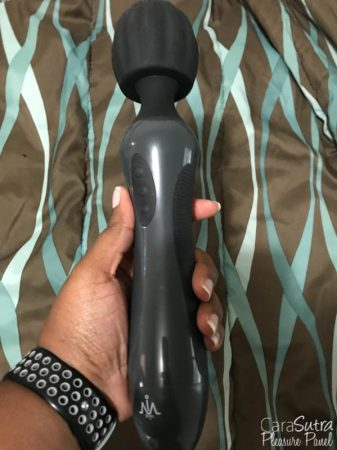 IMO AV Massager Multi-speed Wireless Power Wand Vibrator Review