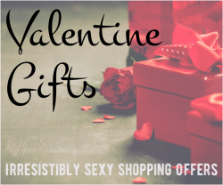 Valentine's Day Sexy Gift Guide | Best and Most Romantic Valentine's Gifts