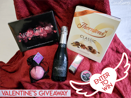 Valentine's Day Giveaway Win A Relaxing Romance Bundle