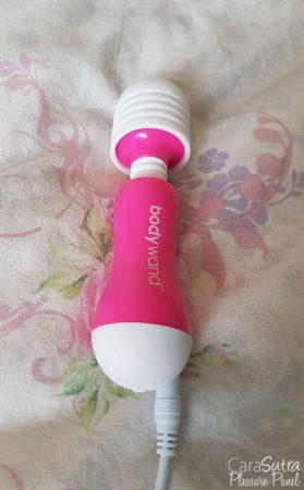 Bodywand Mini Vibrating Massage Wand Vibrator Review