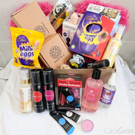 Win a Buzzing Bunny Easter Basket Worth £200+ In This Easter Giveaway