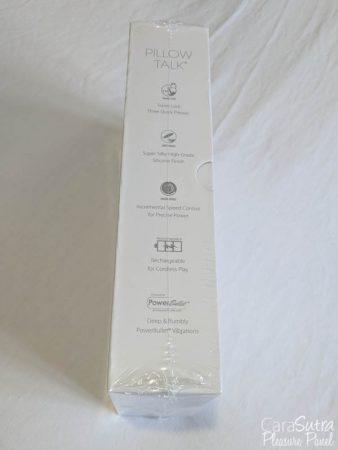 BMS Factory PowerBullet Pillow Talk Cheeky Wand Vibrator Review