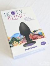Doc Johnson Booty Bling Jewelled Silicone Butt Plug Review