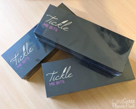 Tickle Me Bits Rechargeable Sensation Vibrator Review