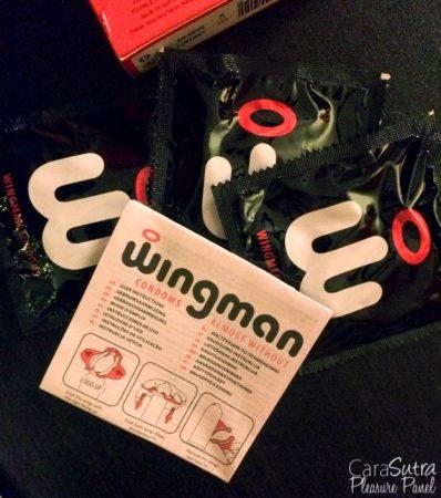 Wingman No-Touch Condoms Review