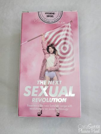 Satisfyer Pro Traveller Sex Toy Review