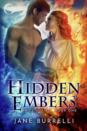 Hidden Embers by Jane Burrelli