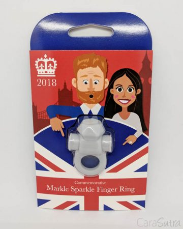 Lovehoney Commemorative Royal Wedding Love Rings