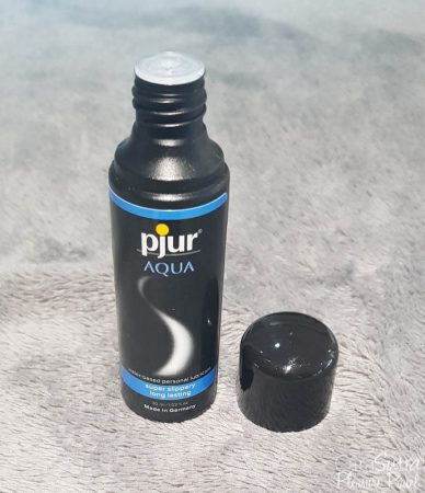 Pjur Aqua Waterbased Lubricant Review