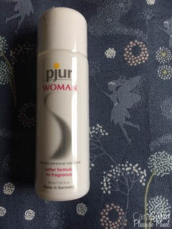 Pjur Woman Silicone Lubricant Review
