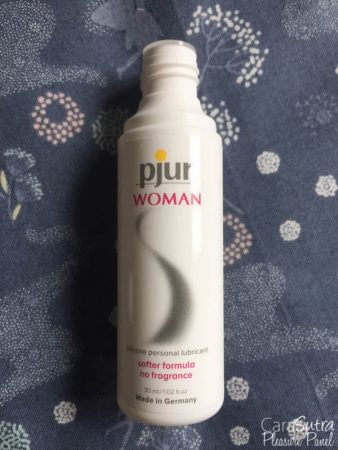 Pjur Woman Concentrated Bodyglide Review Silicone Lube and Massage Oil 30ml Bottle
