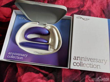 We-Vibe Anniversary Collection 10 Years Of We-Vibe Sex Toys With We-Vibe Sync & We-Vibe Tango Vibrators