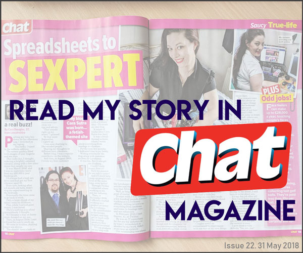 cara sutra chat magazine interview