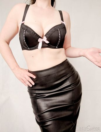 Lovehoney seduce me push up bra review - sexy lingerie