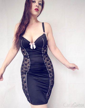 Lovehoney Seduce Me Push Up Plunge Dress Review