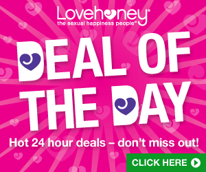 Lovehoney Deal of the Day Special Offers