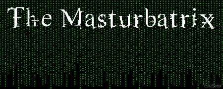 the masturbatrix matrix inspired erotica