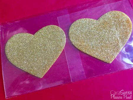 Bijoux Indiscrets Body Decorations Flash Glitter Pasties Review