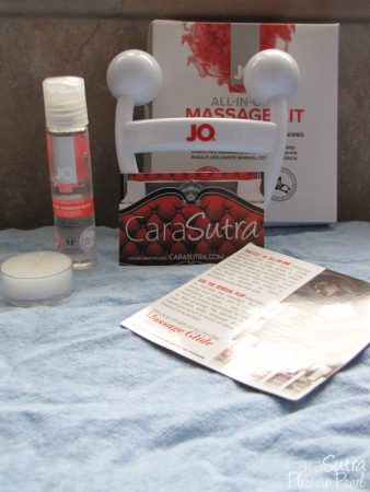 System JO All in One Couples Massage Kit Review