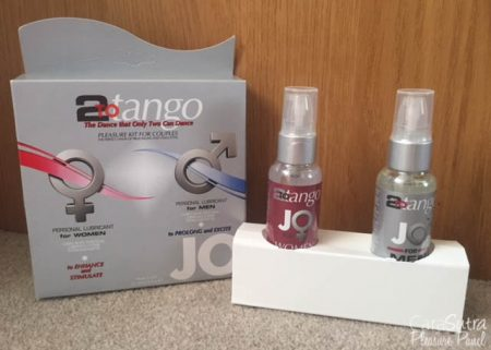 System JO Two To Tango Couples Lubricant Kit Review