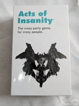 Acts of Insanity Role Play Party Game Review