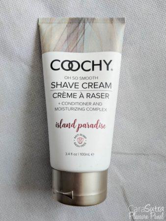Classic Erotica Coochy Shave Cream Island Paradise Review