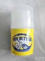 Boy Butter Original Oil Based Personal Lubricant Review