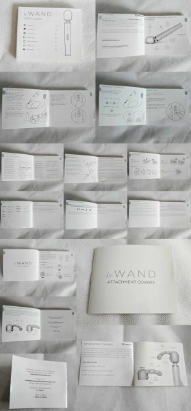 Le Wand Rechargeable Vibrating Massager Review And Le Wand Curve Attachment Review
