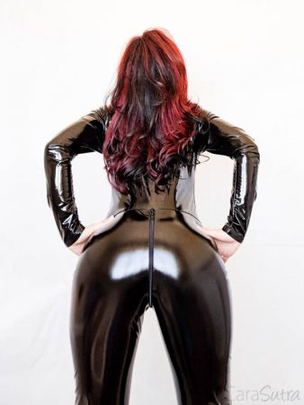 Vawn and Boon Vortex PVC Catsuit Review